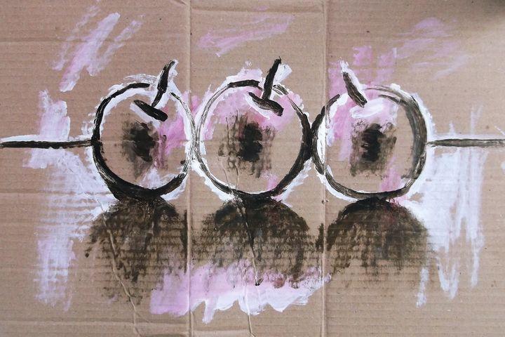 3 apples - woz