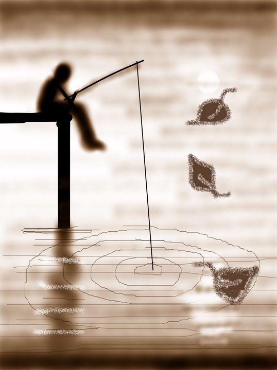 fishing 4 answers(autumn) - woz
