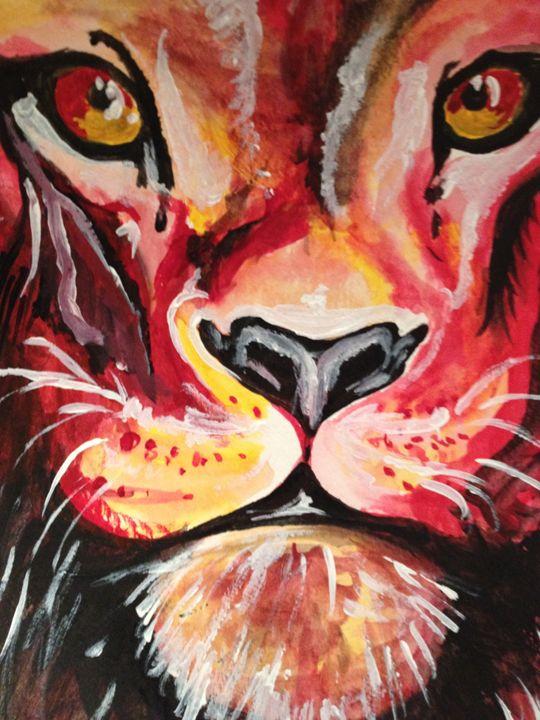 Lions... - sshelbia