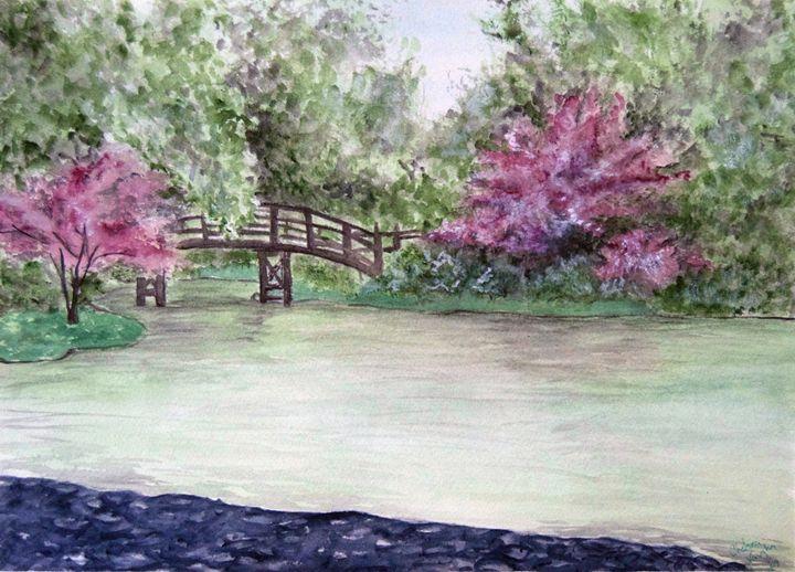Garden in Spring - ByChelsea