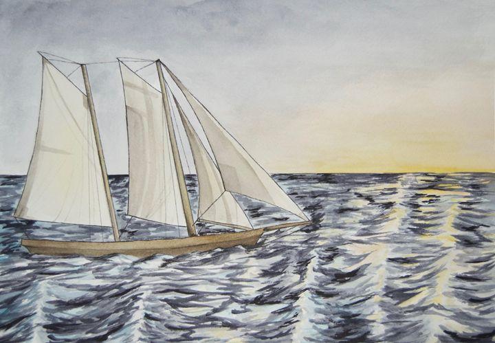 Sailor's Delight - ByChelsea