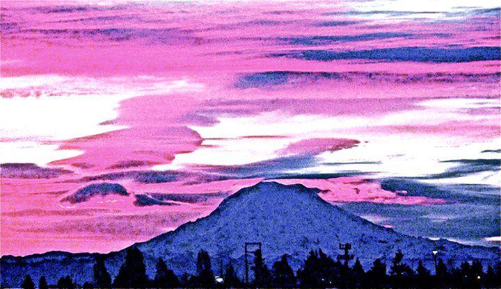 Mount Rainier - kmusselman722