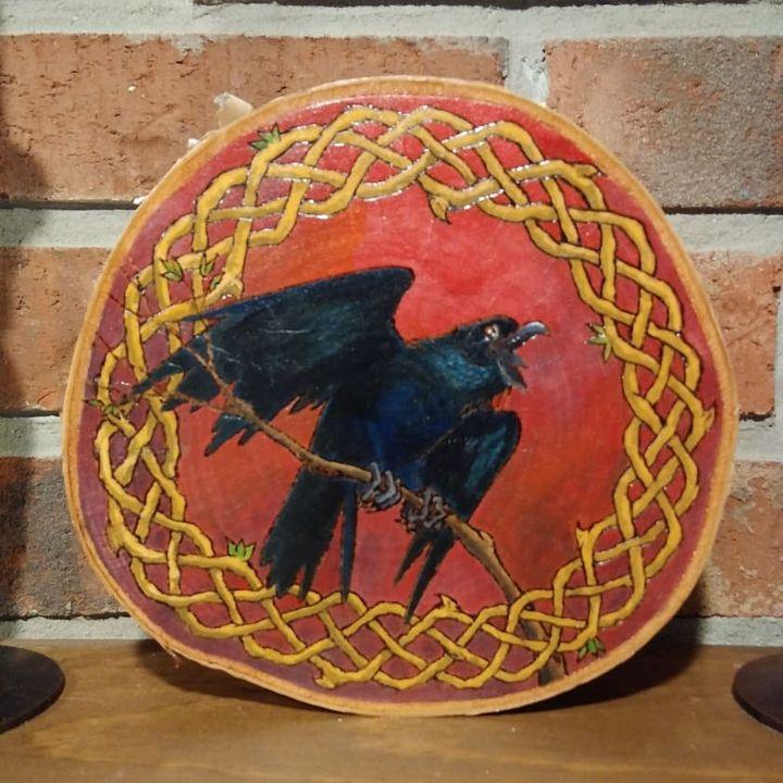Thorn Weave Raven 2 - Chris Katt
