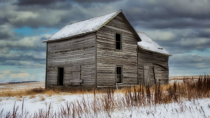 Abandonment Issues - Sky North Photography