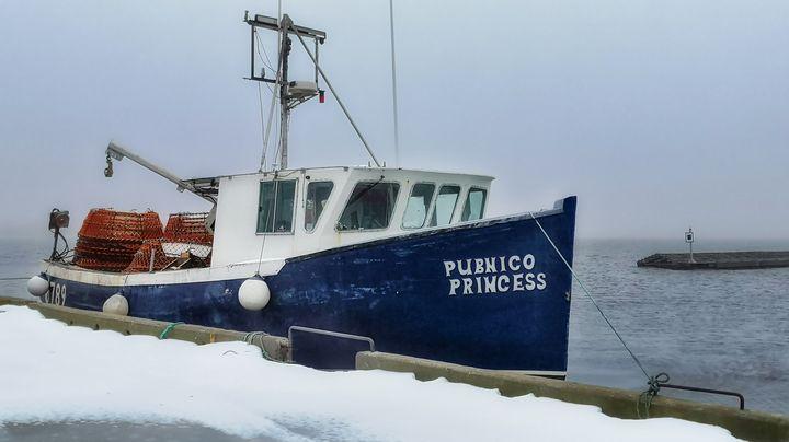 Pubnico Princess - Sky North Photography