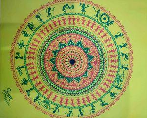 Mandala Tribal