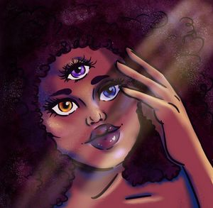 Garnet's Visions