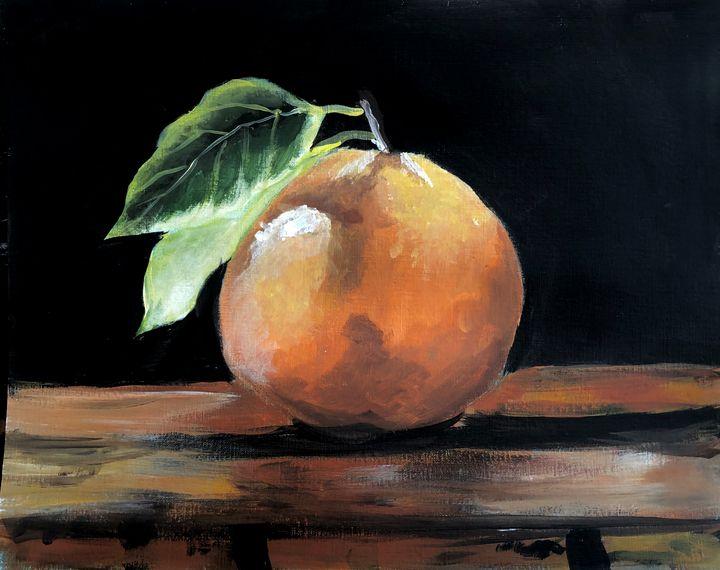 orange - Emily M