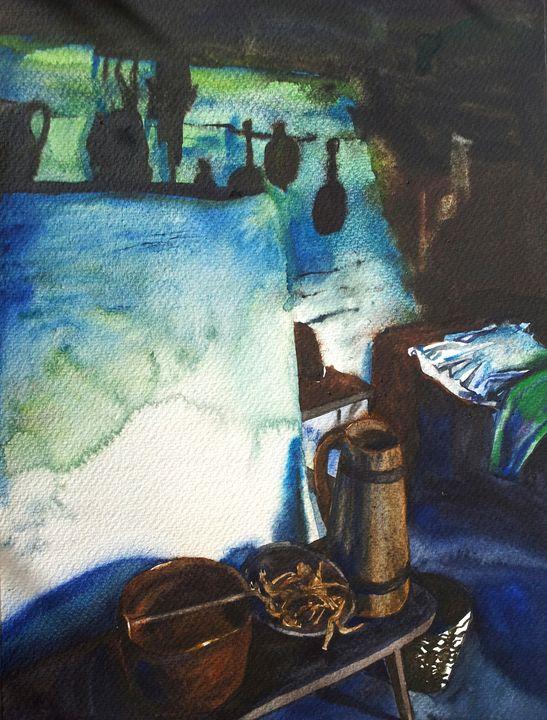Inside of my memories I - Iveta Mihalikova