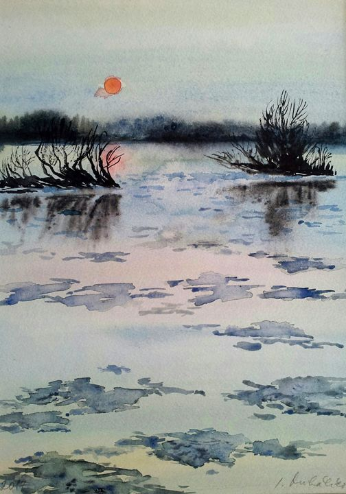 Frozen poetry VII - Iveta Mihalikova