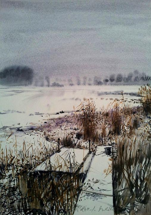 Frozen poetry X - Iveta Mihalikova