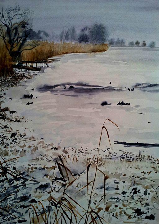 Frozen poetry XII - Iveta Mihalikova