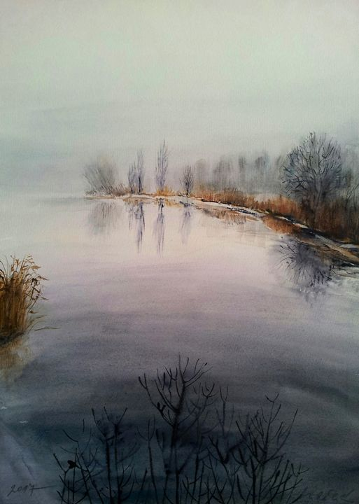 Frozen poetry XIII - Iveta Mihalikova