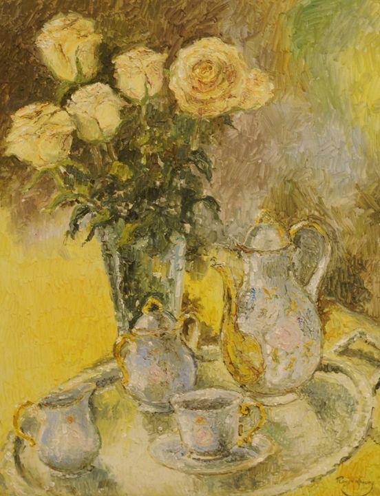 Tea Time - Roger El Khoury