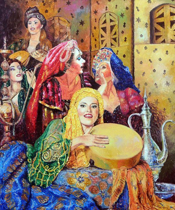 The Harem - Roger El Khoury