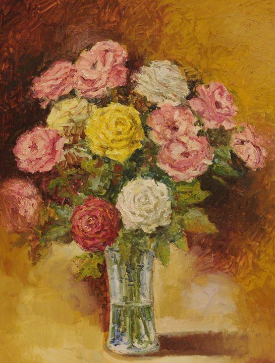 roses - Roger El Khoury