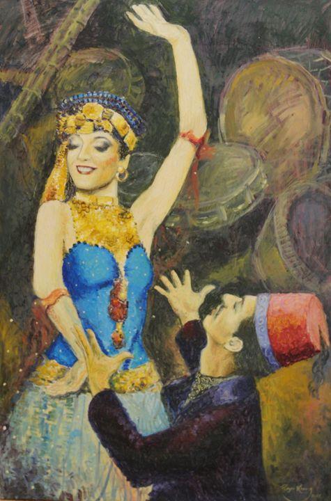 oriental beat - Roger El Khoury