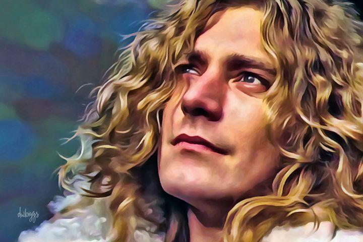 Robert Plant - DW.Biggs