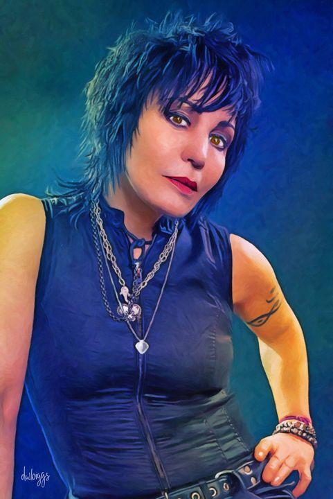 Joan Jett - Rocker - DW.Biggs
