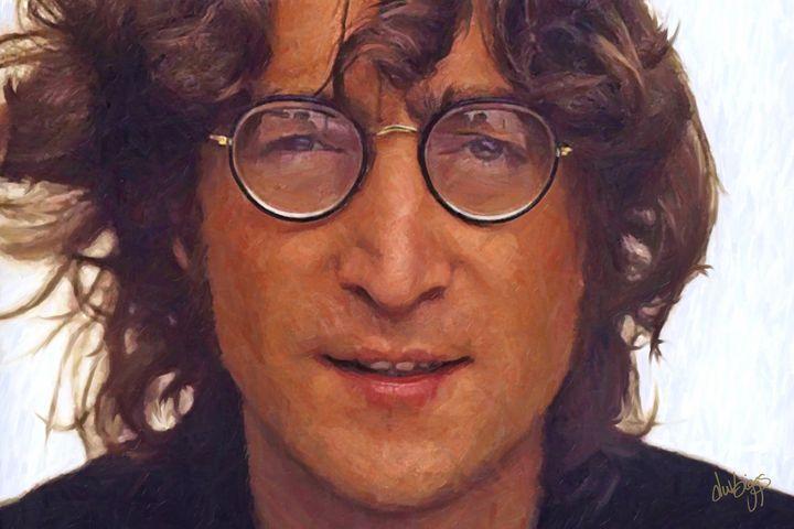 John Lennon - DW.Biggs