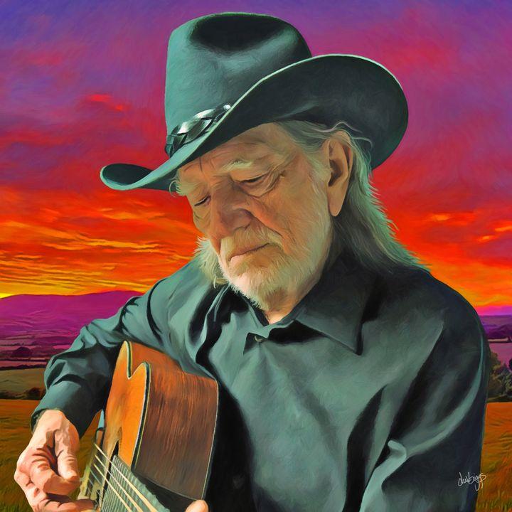 Willie Nelson - DW.Biggs
