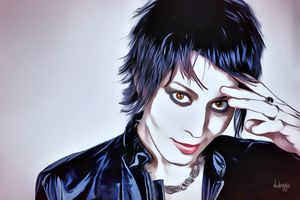 Ageless Joan Jett