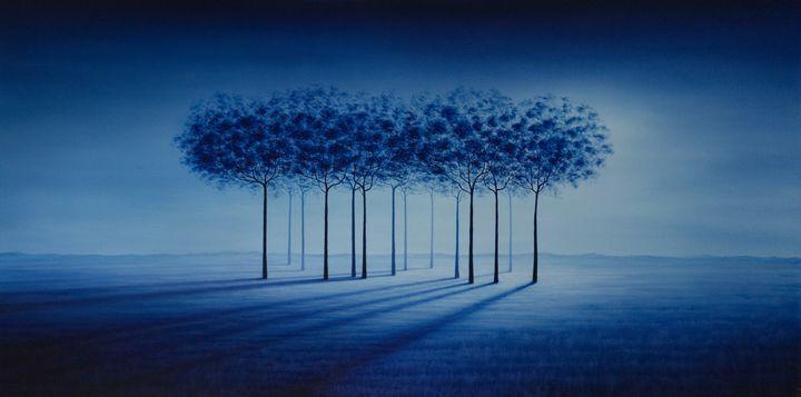 Prairie Shadows - Marlene Llanes