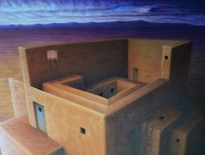 New Mexican Walls