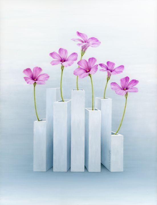 Purely Pink - Marlene Llanes