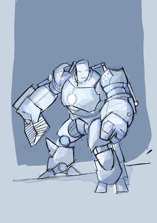 Iron Man - NERDROARING