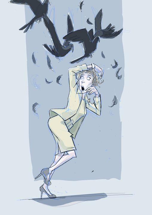 The Birds - NERDROARING