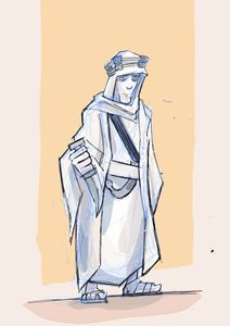 Lawrence of Arabia - NERDROARING