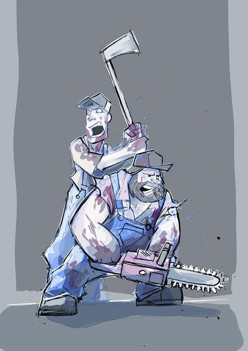 Tucker and Dale vs Evil - NERDROARING
