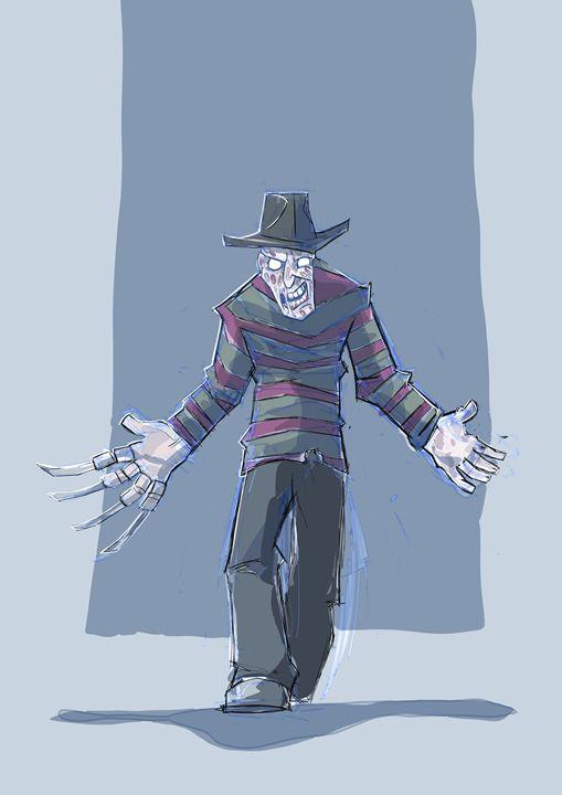 A Nightmare on Elm Street (1984) - NERDROARING