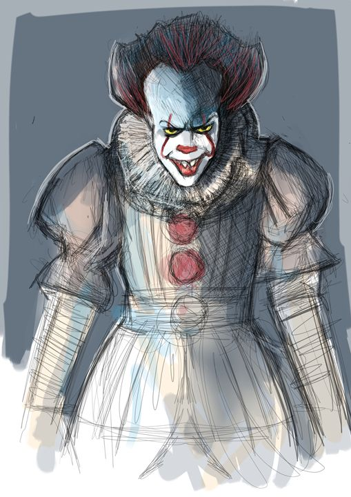 Pennywise the Clown - NERDROARING