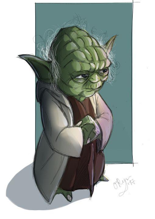 Yoda - NERDROARING