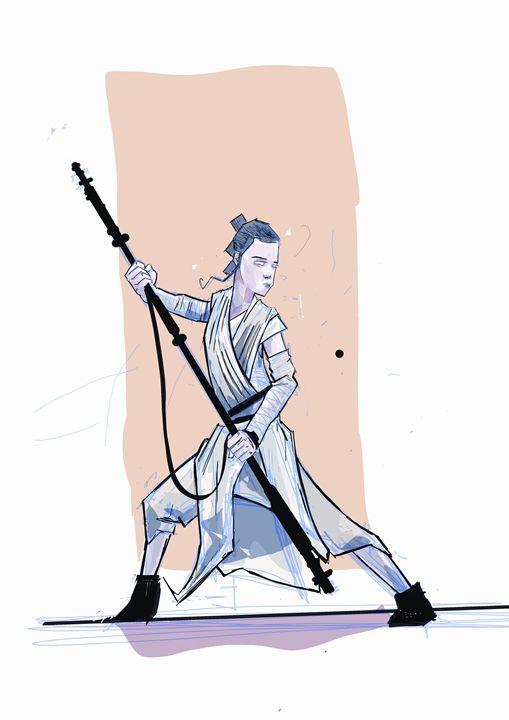 Star Wars : The Force Awakens - NERDROARING