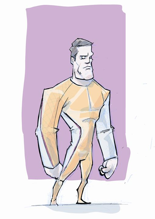 The Running Man - NERDROARING
