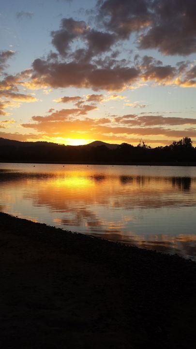 Sunset - Arts and wonders