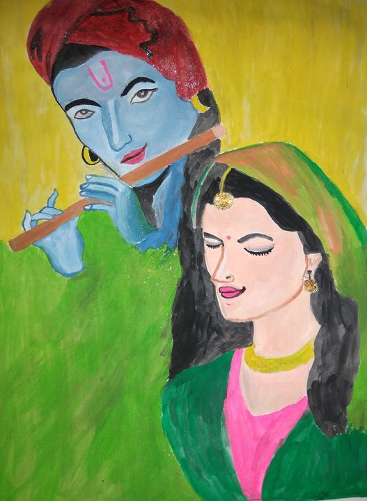 Radha krishna - karishma