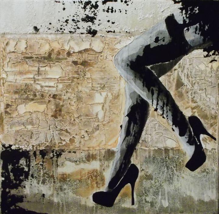 You are late - Le Aly di Lia di Donatella Marraoni