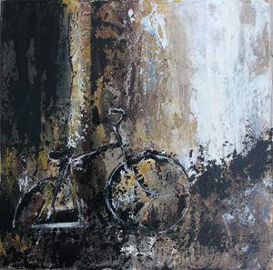 la tua bici il tuo muro - Le Aly di Lia di Donatella Marraoni