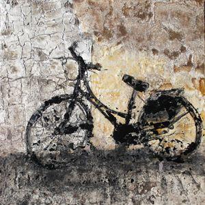 La mia bici, il tuo muro - Le Aly di Lia di Donatella Marraoni