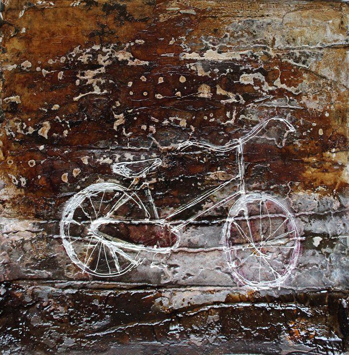 Much more than a bike - Le Aly di Lia di Donatella Marraoni