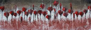 Poppies & love II - Le Aly di Lia di Donatella Marraoni