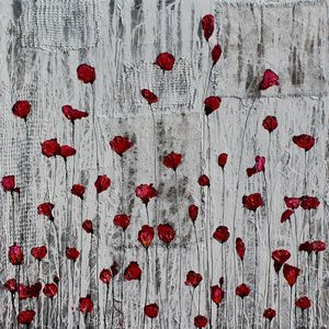 poppies...battiti di cuore - Le Aly di Lia di Donatella Marraoni