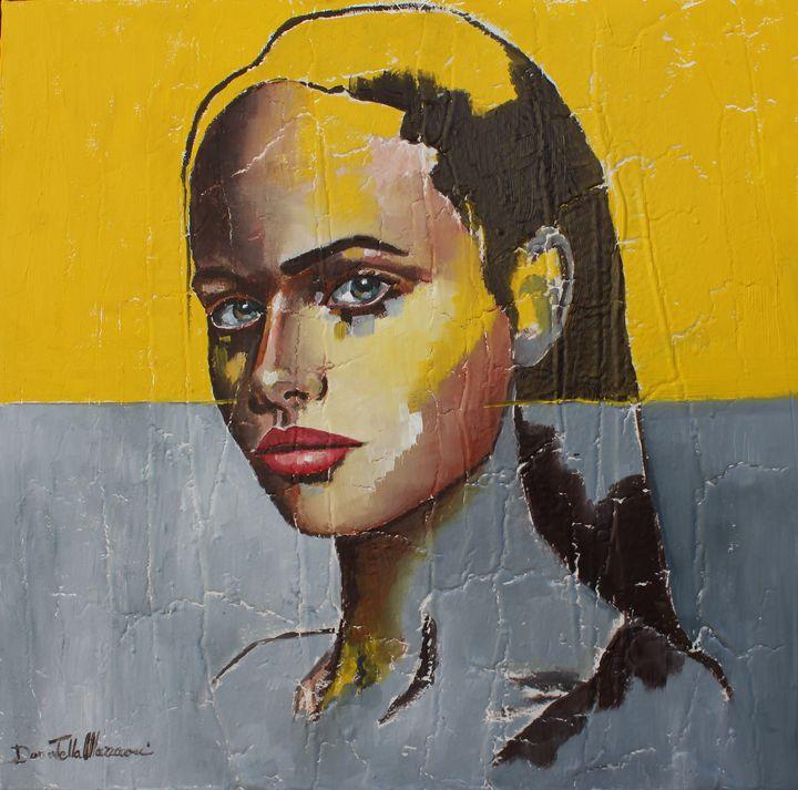 portrait XI - Le Aly di Lia di Donatella Marraoni