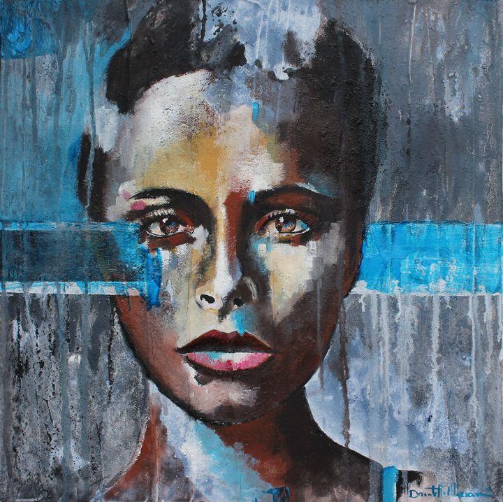 portrait IX - Le Aly di Lia di Donatella Marraoni