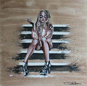 Donna sigaretta - Le Aly di Lia di Donatella Marraoni