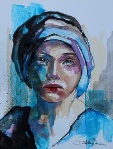 Blue II - Le Aly di Lia di Donatella Marraoni